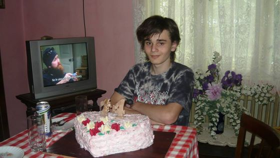 This is me at my 14th Birthday.