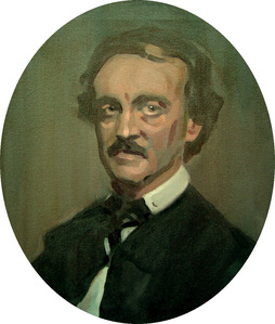 Edgar Allan Poe द्वारा Alejandro Cabeza