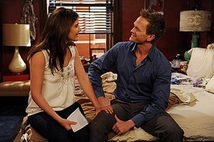 Does barney hook up with robin