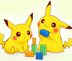 Number 7 Pikachu come on who doesn't Cinta this yellow rodent he's cute can shoot thunder out of he's cheeks (A little weird) and Ash's Pikachu defeated a latios Pikachu is the real god