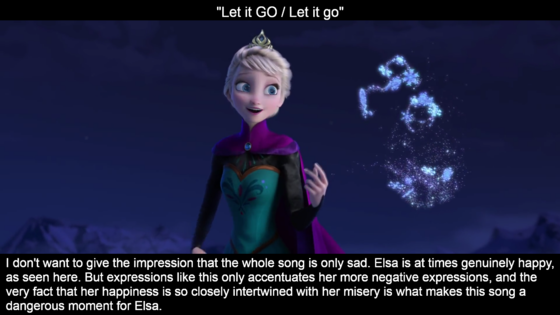 an analysis of the animated movie frozen