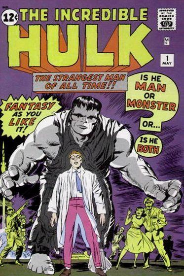 *The Incredible Hulk #1