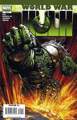 *World War Hulk