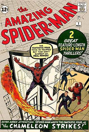 *The Amazing aranha Man #1