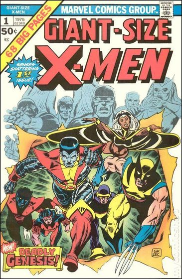 *Giant Size X-Men #1