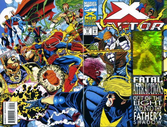 *X-Factor #92: Fatal Attractions