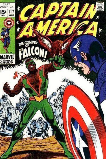 *Captain America #117