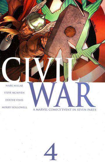 *Civil War #4