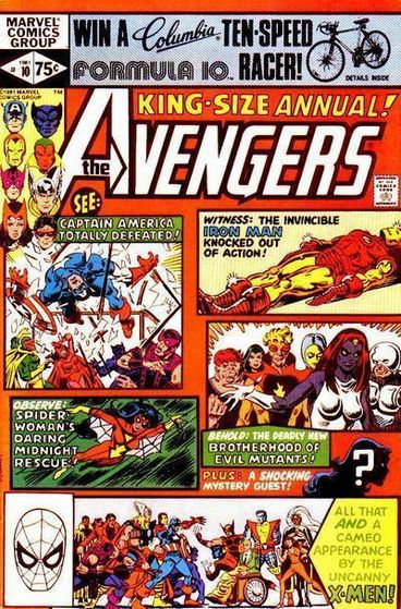 *Avengers Annual #10