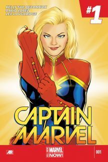 *Captain Marvel #1