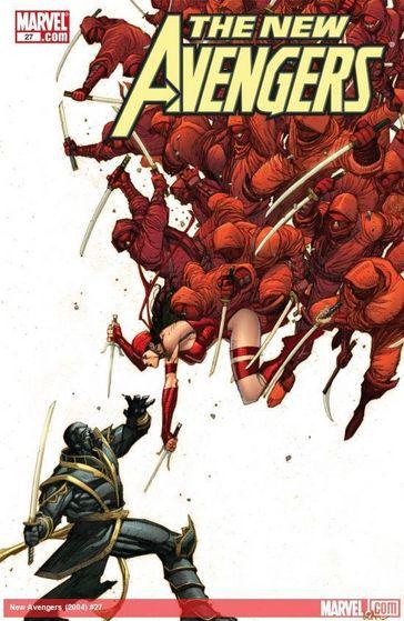 *New Avengers #27