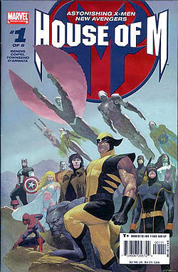 *House of M #1