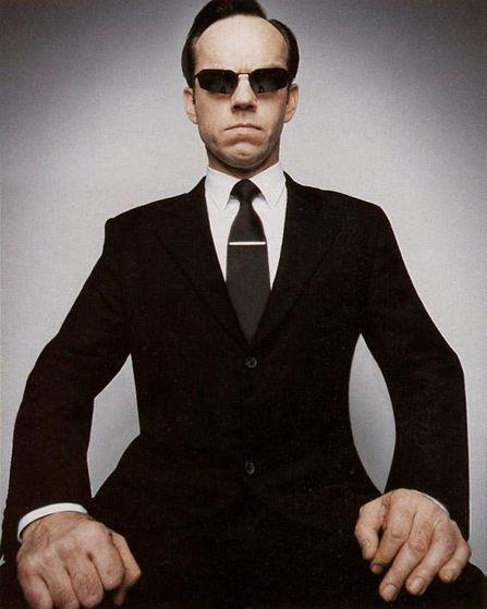 10: Agent Smith