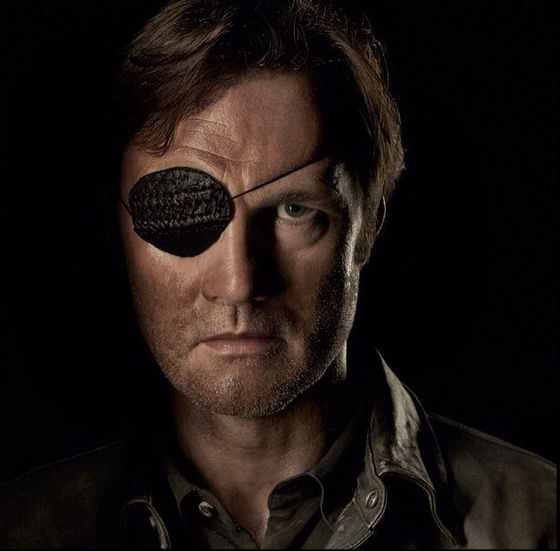 8: The Governor