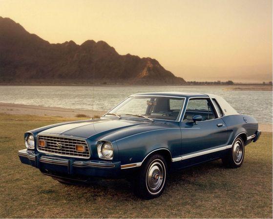 1: Ford আমেরিকার বন্য ঘোড়াবিশেষ II