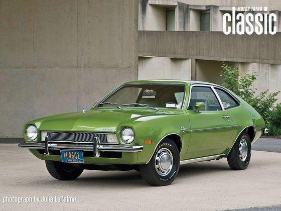 9: Ford পিন্টো