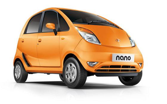 3: Tata Nano