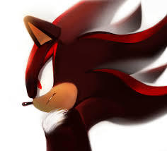 He is a hedgehog who is exploring new places and is black and has red highlights. He really likes to scare people.