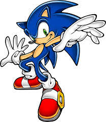 Ladies and Gentlemen, Sonic the hedgehog!