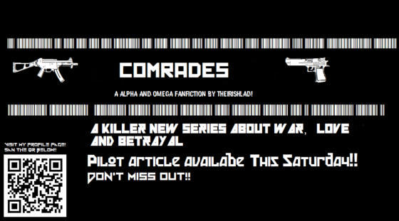 Comrades Promo Poster