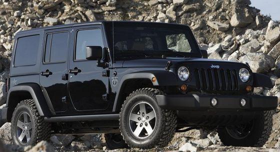 Humphrey's Jeep