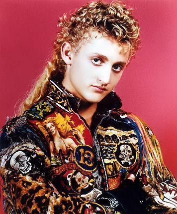Marko from The Lost Boys was my old crush back in 2005