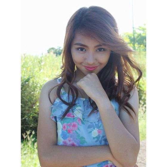 ''Sheena Monique Damian'' She is known as ''Kathryn Bernardo look alike at Rated K''