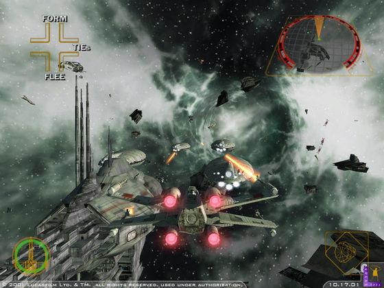 estrela Wars: Rogue Squadron 2: Rogue Leader