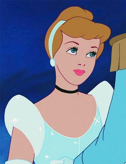 Cinderella Face
