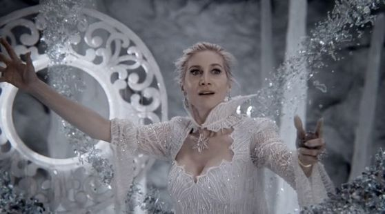 Ingrid, the IMPROVED version of Elsa, redeemed villain, and tragic hero