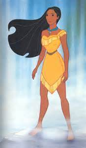 The best Pocahontas Outfit