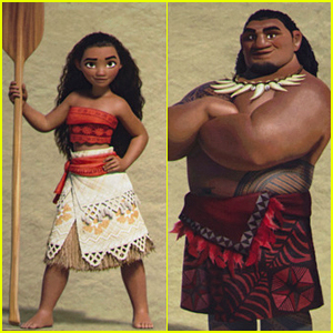 Moana and Tui