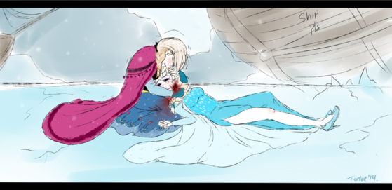 If they truly flanderize Elsa's character like I fear they would,then Elsa will truly be dead to me.