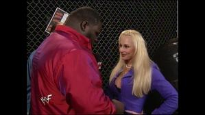 Mark Henry hits on Debra!