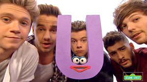 One Direction and the letter U
