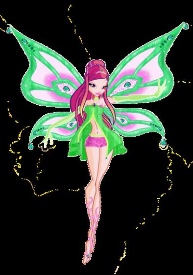 Roxy in her Enchantix.