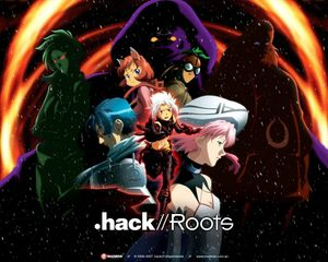 .Hack//Roots.