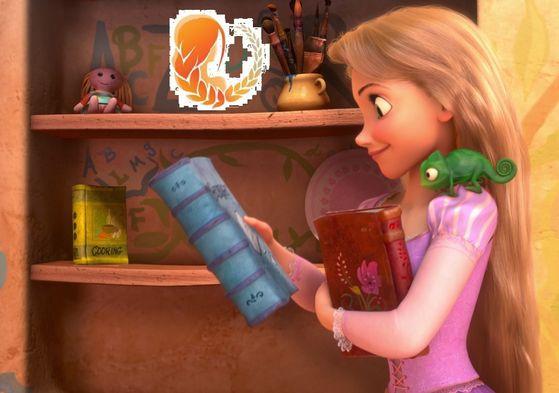 Rapunzel: Virgo