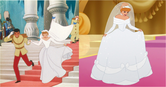 Disney Princess Wedding Gowns: Part 2 - Disney Princess - Fanpop