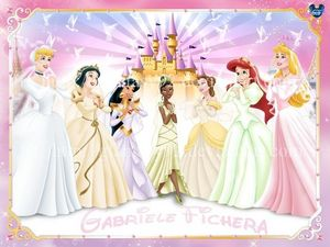 Disney Princess Wedding Gowns: Part 2 - Disney Princess - Fanpop