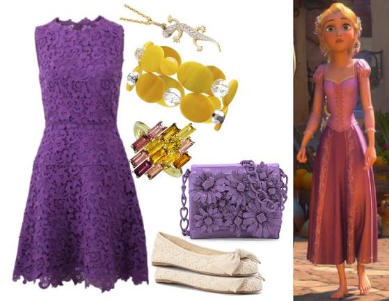 Rapunzel: Creative + Bohemian