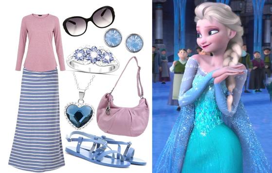 Elsa: Classic + Bohemian