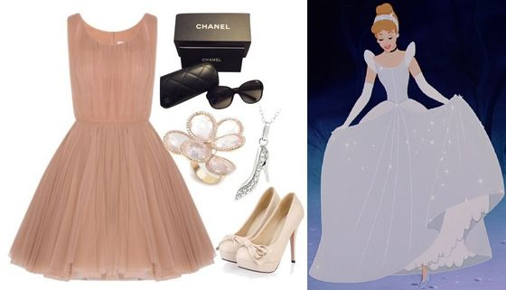 Cinderella: Romantic + Classic