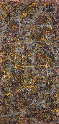 Jackson Pollock's No. 5, 1948 (1948)