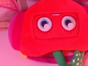 My Luvli cuddly toy!