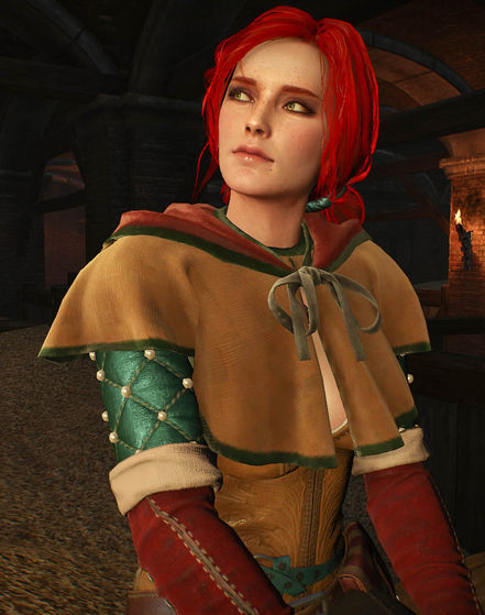 Triss (The witcher)