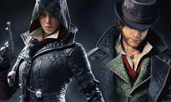 Jacob and Evie (Assassin's creed)