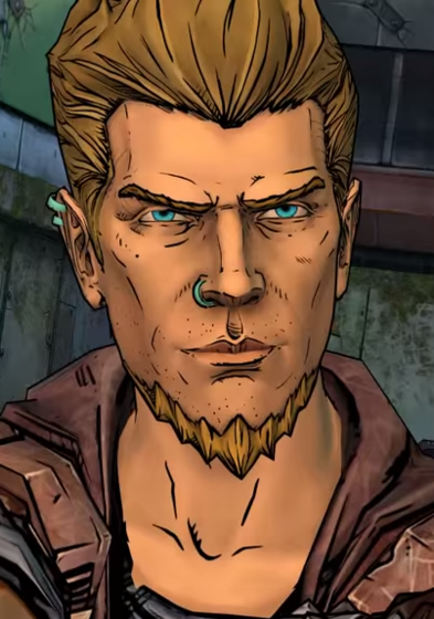 August (Tales from the borderlands)