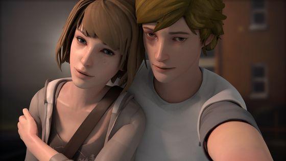 Max and Warren (Life is Strange)