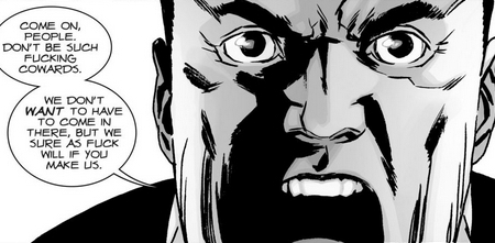Negan, Issue 125, Volume 21